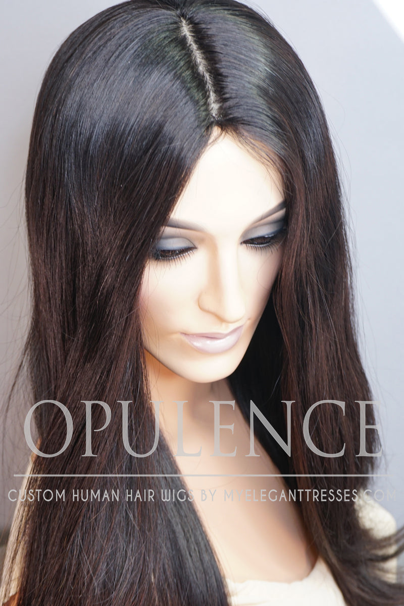 Vanessa Couture Hand Tied Wig