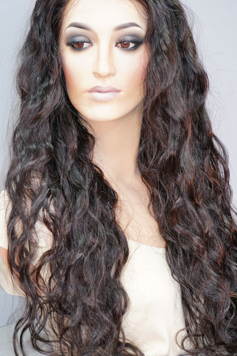 Lynn Long Lace Front Wig