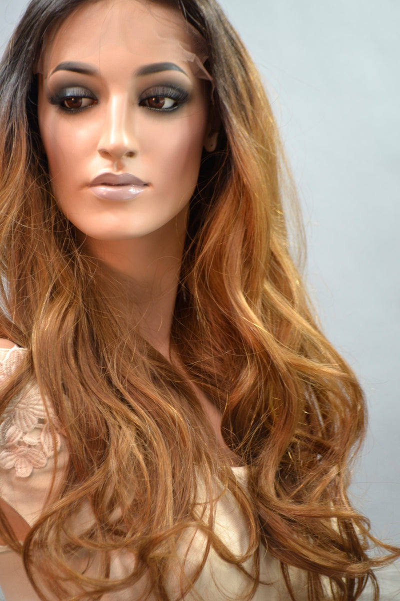 Zoe Full Lace Hand Tied Human Hair Wig