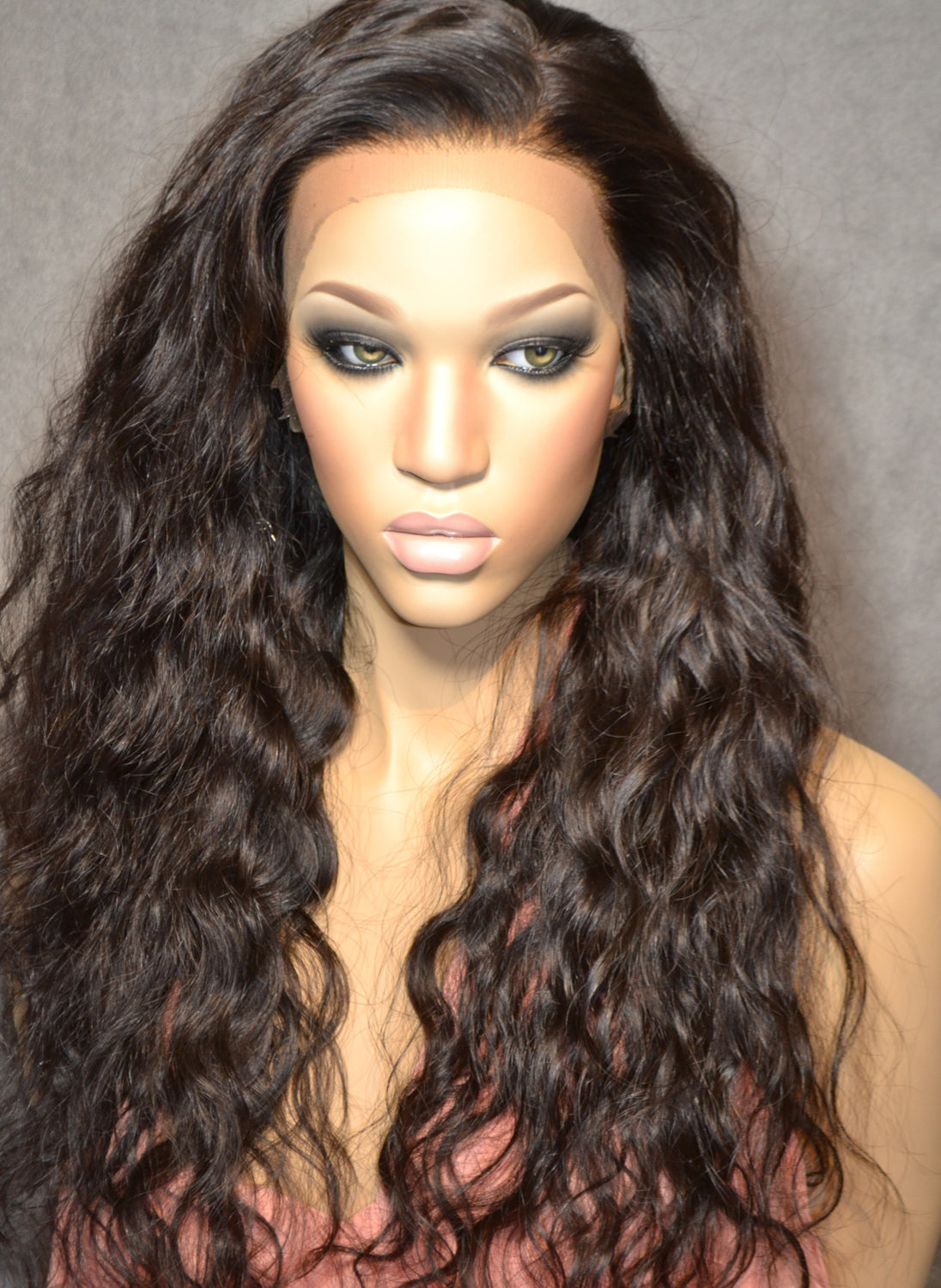 Christina 360 Frontal Wig - My Elegant Tresses - Human Hair Wigs
