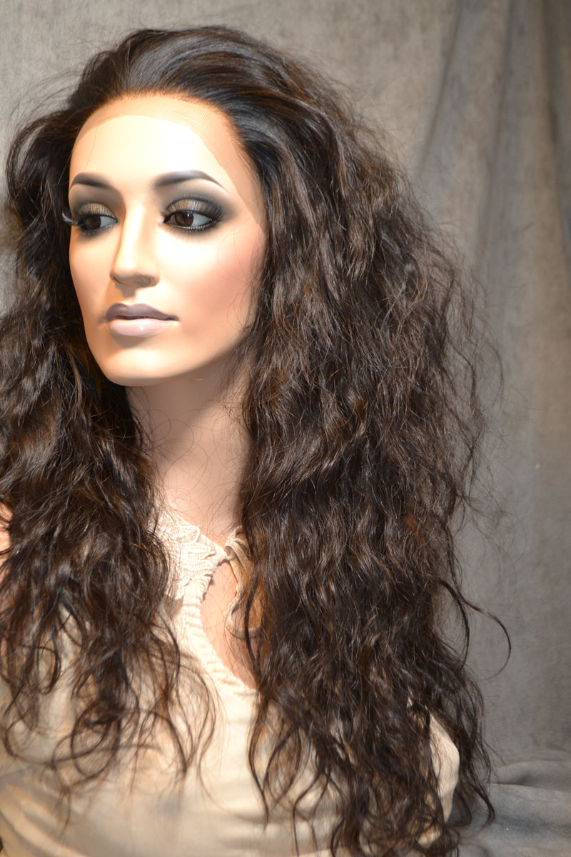 Christina Remy Full Lace Wig - My Elegant Tresses - Natural Looking Wig