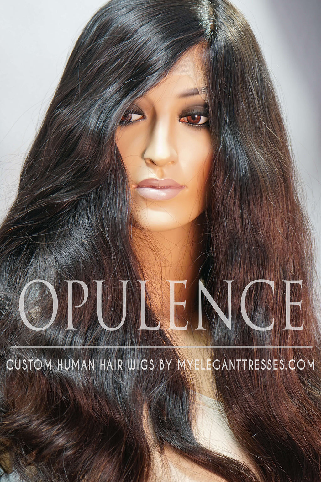 The Racheal Courture Wig - My Elegant Tresses