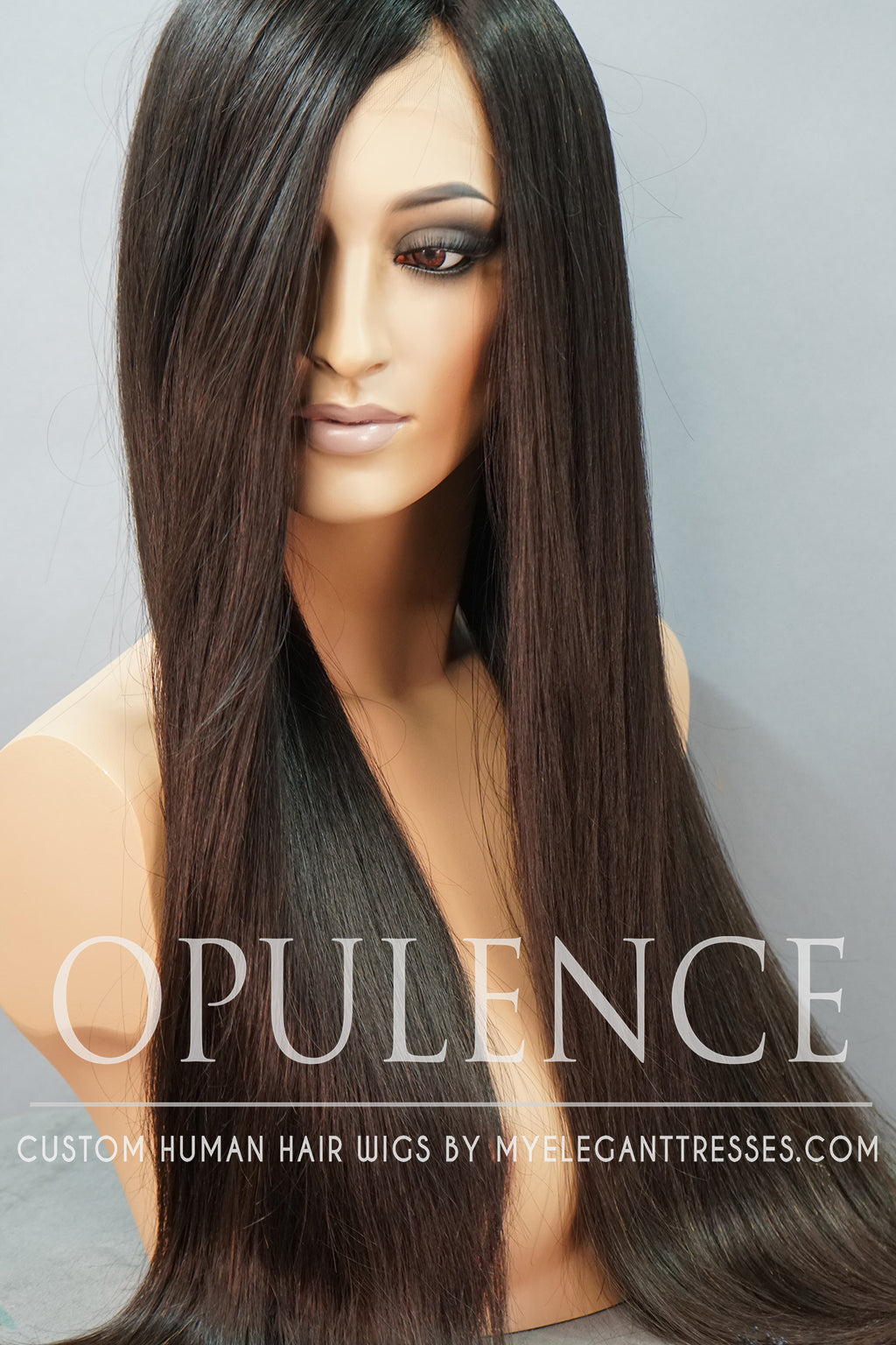 Grace European Grade Couture Wig - My Elegant Tresses