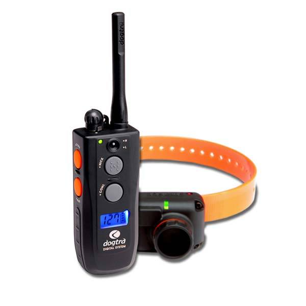 Dogtra Training and Beeper 1 Mile Dog Remote Trainer Black