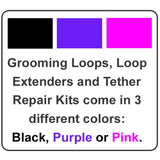 Groomers Helper Tether Repair Kit