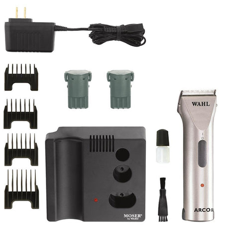 Wahl ARCO SE Cordless Clipper Silver