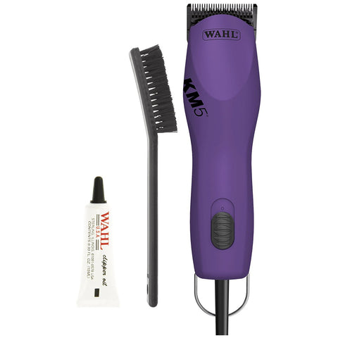 Wahl KM5 Rotary Clipper Purple