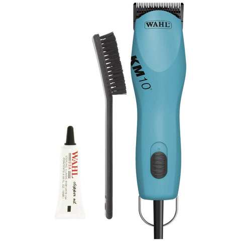 Wahl KM10 Brushless Clipper Blue