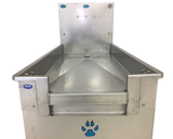 Groomers Best ADA Compliant In-Line Bathing Grooming Tub