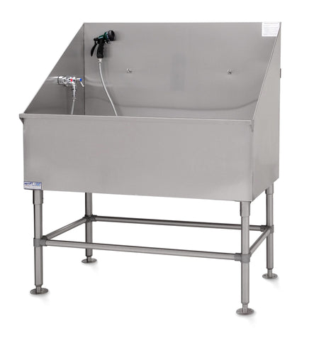 Petlift Classic LE Stainless-Steel 58″ Tub
