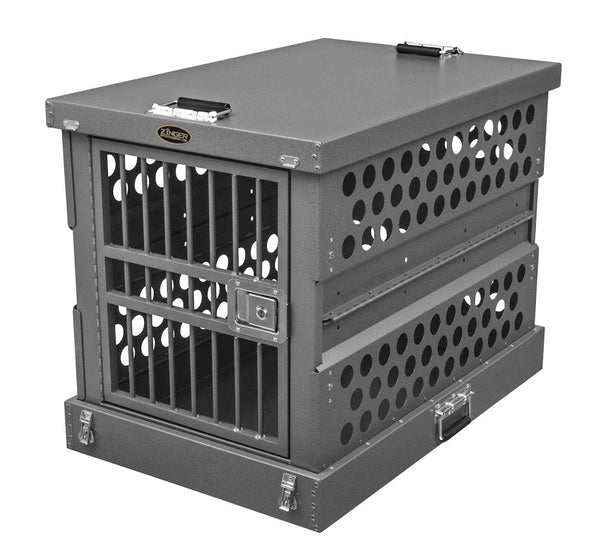 Zinger Folding Suitcase Dog Crate