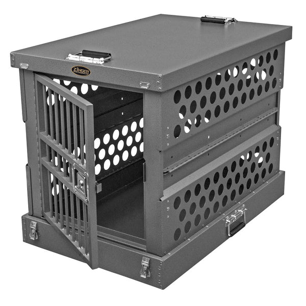 Zinger Airline Approved IATA CR 82 Folding Suitcase Dog Crate