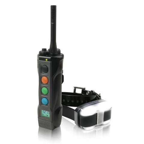 Dogtra EDGE 1 Mile Dog Remote Trainer Expandable Black