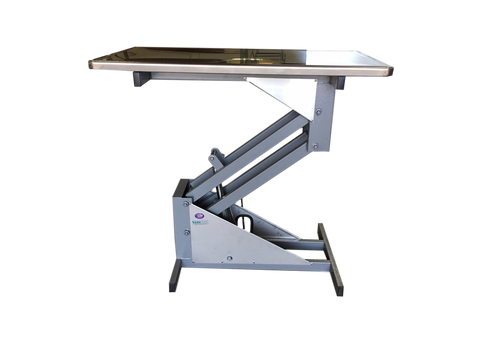 Groomer's Best Hydraulic Exam Stainless Top Table from Vet's Best
