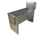 Groomers Best In-Line Stainless Grooming Tub
