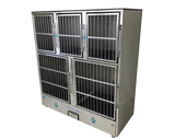 Groomers Best 5 Unit Cage Bank