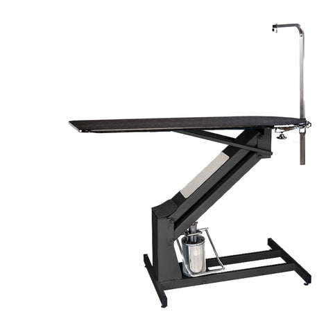 Petlift MasterLift Hydraulic Grooming Table with Rotating Post
