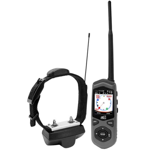 D.E. Systems TC1 GPS Containment System & Remote Trainer