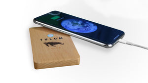 Cerveza Tulum Relax & Recharge wireless charger