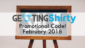 February Promotional Code