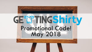 May Promotional Code