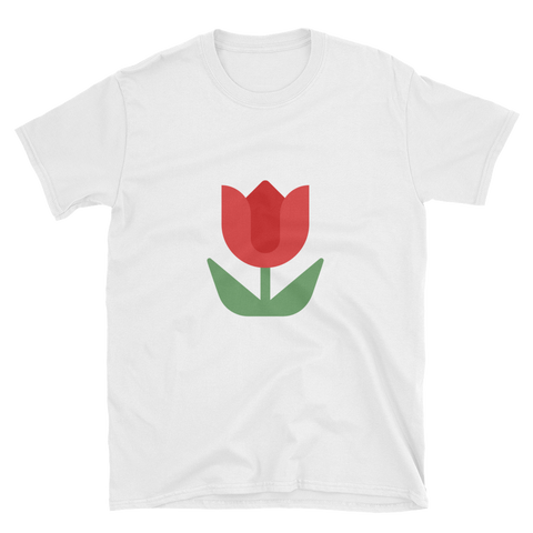 Flower Emoji T-Shirt