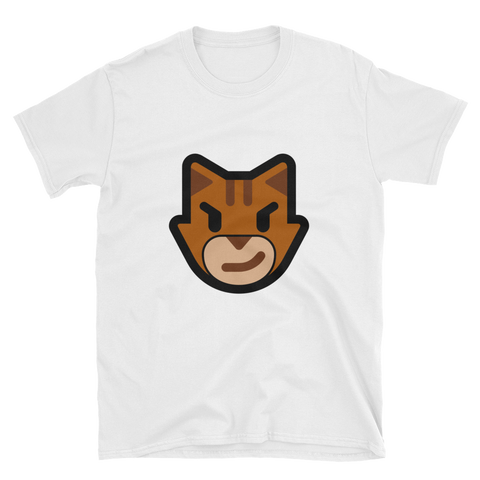 Naughty Kitty Emoji T-Shirt