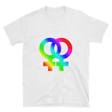 Double Female LGBT Icon T-Shirt