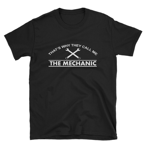 The Mechanic T-Shirt