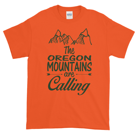 Oregon Mountains T-Shirt