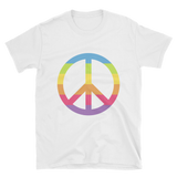 Rainbow Peace Emoji T-Shirt
