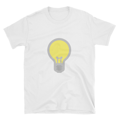 Lightbulb Emoji T-Shirt