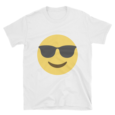 Sunglasses Emoji T-Shirt