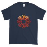 Mum's Red Flower T-Shirt