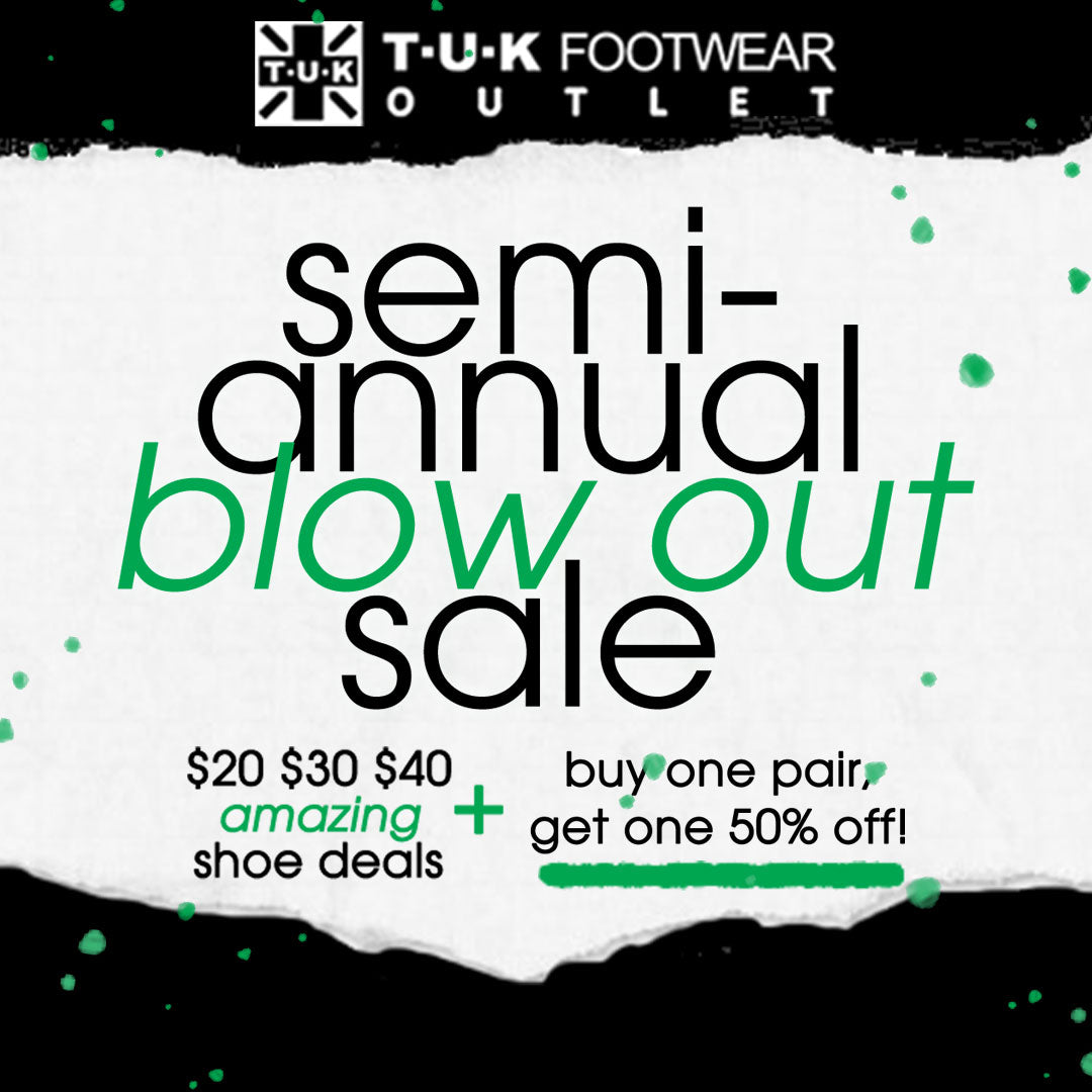 Semi-Annual Blowout Sale! - $40 & Under!