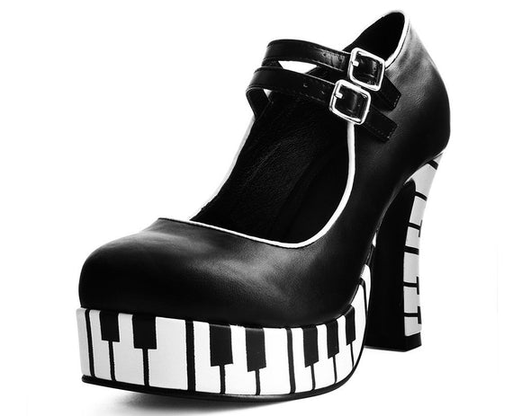 Piano Platinum Heel