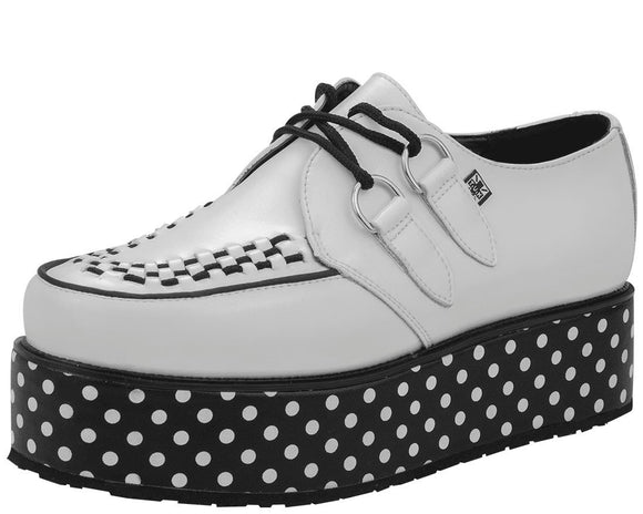 Polka dot wrapped creepers