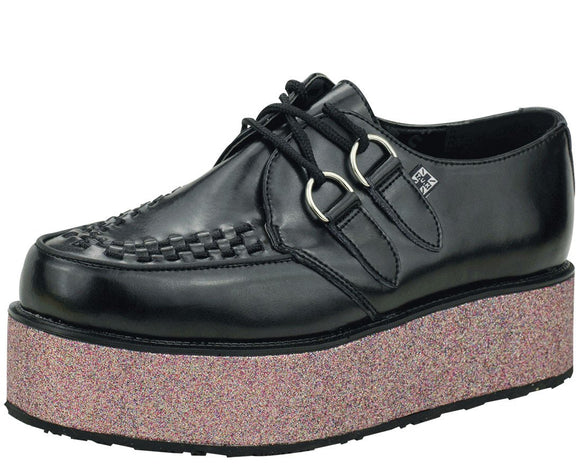 Glitter wrapped creepers - T.U.K.