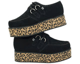 Leopard wrapped creepers