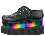 Rainbow wrapped creepers
