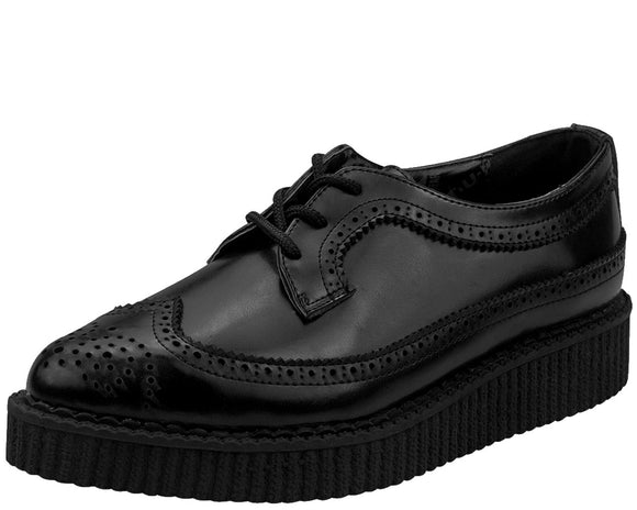 Classic Pointed Wingtip Creepers