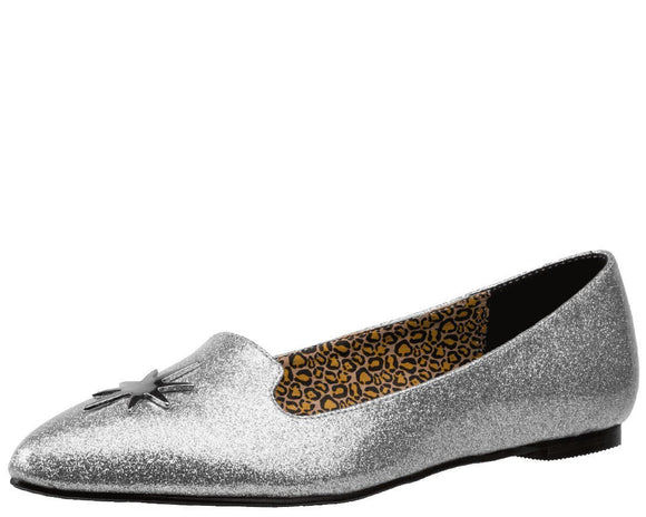 Silver Star Patent Flat