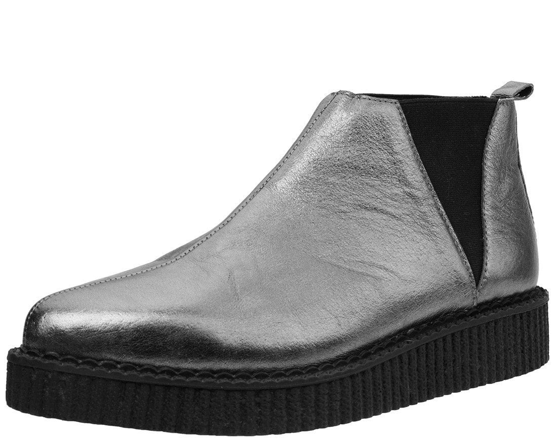 Graphite Chelsea Pointed Creeper Boot ...