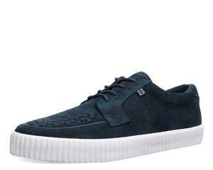 Navy Suede EZC Shoes