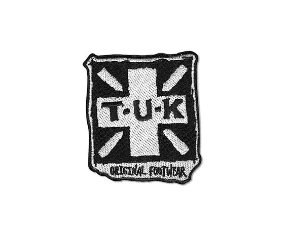 T.U.K. Logo Patch