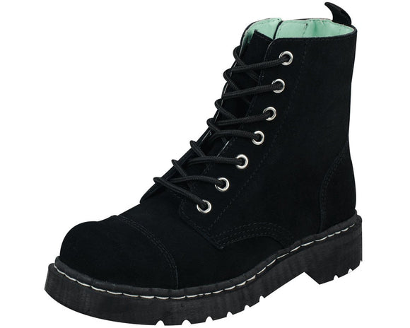 Suede Anarchic Boots