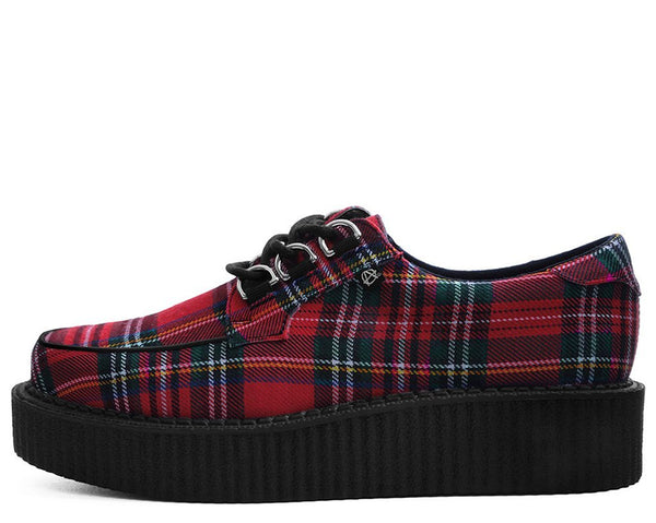 Red Tartan Anarchic Creeper