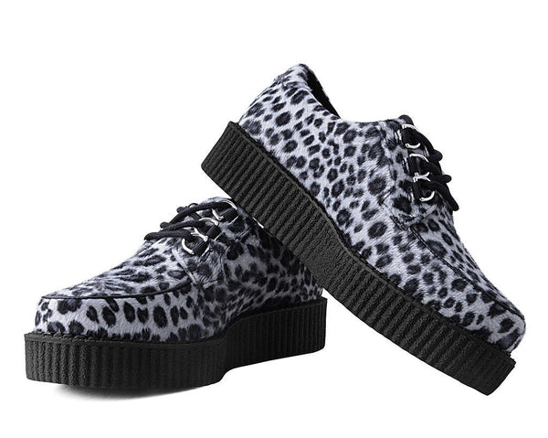 Grey Leopard Anarchic 3-Ring Creeper