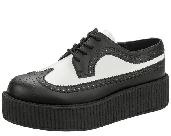 Black and White WingTip