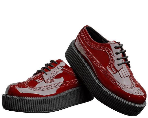 Wingtip Kiltie Creepers - *FINAL SALE/NON-RETURNABLE